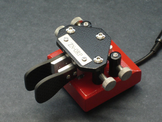 "Picture of ZN-QRP  /stock ( red/black, 3/4"" OTO)"