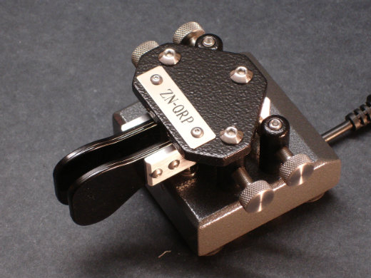 """Picture of ZN-QRP (stock, IRONMAN V, 1/2"""" OTO)"""