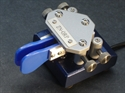 """Picture of ZN-QRP (stock, blue/silver, 1/2"""" OTO iambic)"""