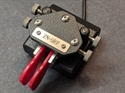 """Picture of ZN-QRP (stock, black, 1/2"""" OTO, red fingerpieces))"""
