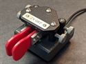 """Picture of ZN-QRP (stock, IRONMAN V, 1/2"""" OTO, red fingerpieces)"""